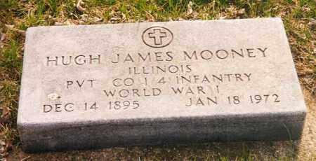 MOONEY, HUGH JAMES - Peoria County, Illinois   HUGH JAMES MOONEY - Illinois Gravestone Photos