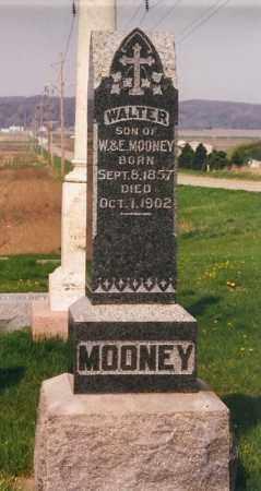 MOONEY, WALTER - Peoria County, Illinois   WALTER MOONEY - Illinois Gravestone Photos