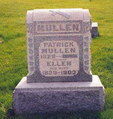 MULLEN, ELLEN - Peoria County, Illinois | ELLEN MULLEN - Illinois Gravestone Photos