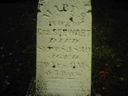 STEWART, MARY S - Peoria County, Illinois | MARY S STEWART - Illinois Gravestone Photos