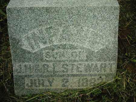 STEWART, INFANT - Peoria County, Illinois | INFANT STEWART - Illinois Gravestone Photos