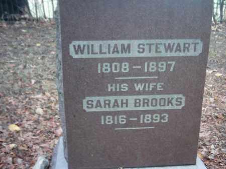 BROOKS STEWART, SARAH - Peoria County, Illinois | SARAH BROOKS STEWART - Illinois Gravestone Photos