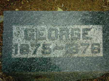 TURBETT, GEORGE - Peoria County, Illinois | GEORGE TURBETT - Illinois Gravestone Photos