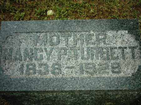 TURBETT, NANCY - Peoria County, Illinois | NANCY TURBETT - Illinois Gravestone Photos