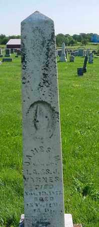 VARNES, JAMES M. - Peoria County, Illinois   JAMES M. VARNES - Illinois Gravestone Photos