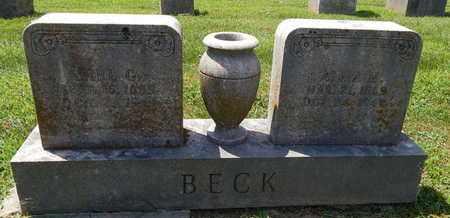 BECK, ALMA M - Perry County, Illinois | ALMA M BECK - Illinois Gravestone Photos