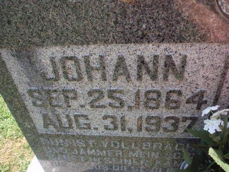 CAUPERT, JOHANN - Perry County, Illinois   JOHANN CAUPERT - Illinois Gravestone Photos