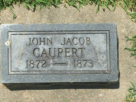 CAUPERT, JOHN JACOB - Perry County, Illinois   JOHN JACOB CAUPERT - Illinois Gravestone Photos