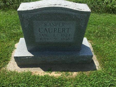 CAUPERT, KASPER - Perry County, Illinois   KASPER CAUPERT - Illinois Gravestone Photos