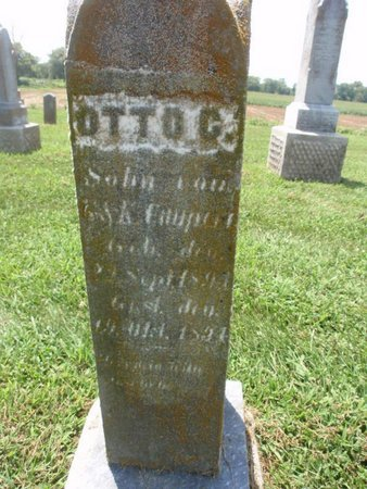 CAUPERT, OTTO - Perry County, Illinois   OTTO CAUPERT - Illinois Gravestone Photos
