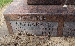DAVISON, BARBARA E - Perry County, Illinois | BARBARA E DAVISON - Illinois Gravestone Photos