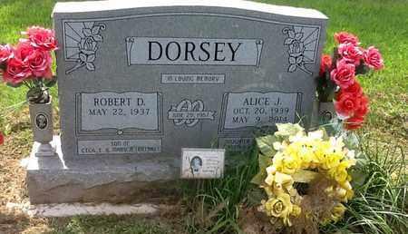 DORSEY, ALICE J - Perry County, Illinois | ALICE J DORSEY - Illinois Gravestone Photos