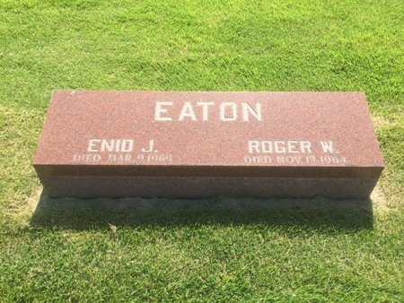 EATON, ROGER W - Perry County, Illinois | ROGER W EATON - Illinois Gravestone Photos