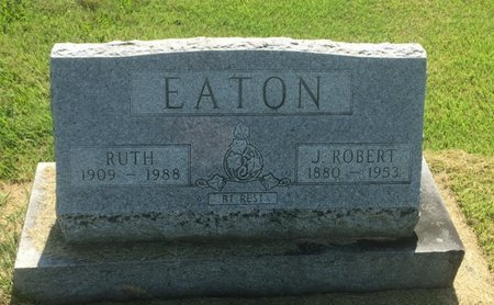 EATON, RUTH - Perry County, Illinois | RUTH EATON - Illinois Gravestone Photos