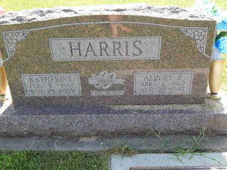 HARRIS, KATHERINE - Perry County, Illinois | KATHERINE HARRIS - Illinois Gravestone Photos