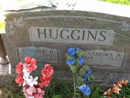 HUGGINS, DONALD B - Perry County, Illinois   DONALD B HUGGINS - Illinois Gravestone Photos