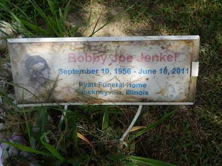 JENKEL, BOBBY JOE - Perry County, Illinois | BOBBY JOE JENKEL - Illinois Gravestone Photos