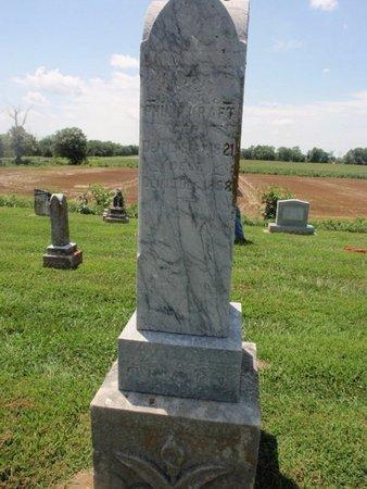 KRAFT, PHILIP - Perry County, Illinois   PHILIP KRAFT - Illinois Gravestone Photos