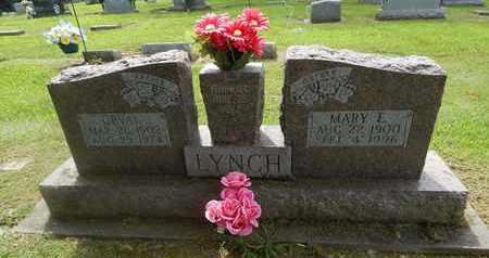 LYNCH, MARY E - Perry County, Illinois | MARY E LYNCH - Illinois Gravestone Photos