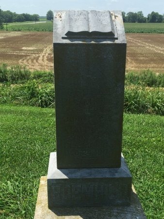 ROEMHILD, GEORGE - Perry County, Illinois | GEORGE ROEMHILD - Illinois Gravestone Photos