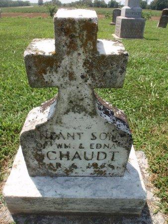 SCHAUDT, INFANT SON - Perry County, Illinois | INFANT SON SCHAUDT - Illinois Gravestone Photos