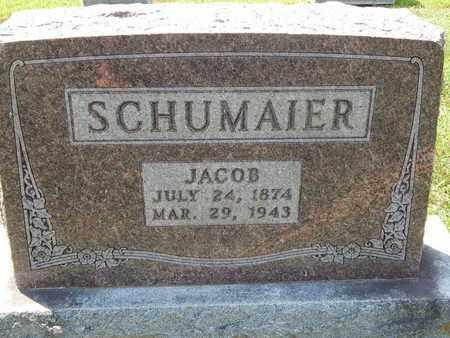 SCHUMAIER, JACOB - Perry County, Illinois | JACOB SCHUMAIER - Illinois Gravestone Photos