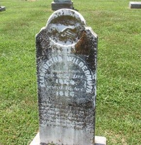 WILDERMUTH, ELISABETHA - Perry County, Illinois | ELISABETHA WILDERMUTH - Illinois Gravestone Photos