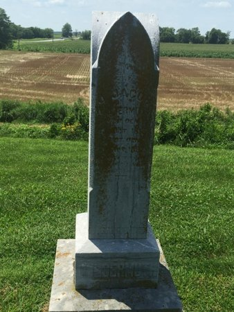 WILDERMUTH, J JACOB - Perry County, Illinois | J JACOB WILDERMUTH - Illinois Gravestone Photos