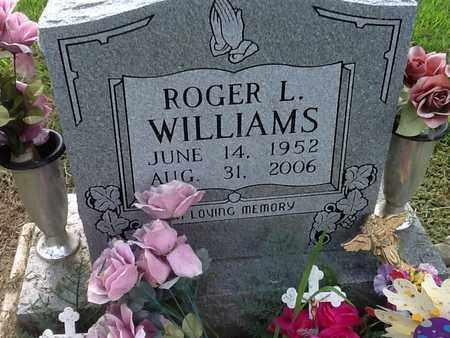 WILLIAMS, ROGER L - Perry County, Illinois | ROGER L WILLIAMS - Illinois Gravestone Photos
