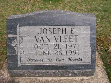 VANVLEET, JOSEPH EVERETT - Piatt County, Illinois | JOSEPH EVERETT VANVLEET - Illinois Gravestone Photos
