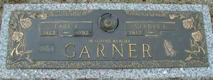 GARNER, GLADYS E. - Pike County, Illinois | GLADYS E. GARNER - Illinois Gravestone Photos