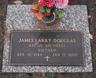 DOUGLAS, JAMES LARRY - Richland County, Illinois   JAMES LARRY DOUGLAS - Illinois Gravestone Photos