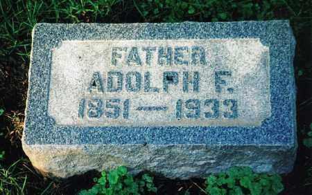 ANDERSON, ADOLPH FREDRIK - Rock Island County, Illinois | ADOLPH FREDRIK ANDERSON - Illinois Gravestone Photos