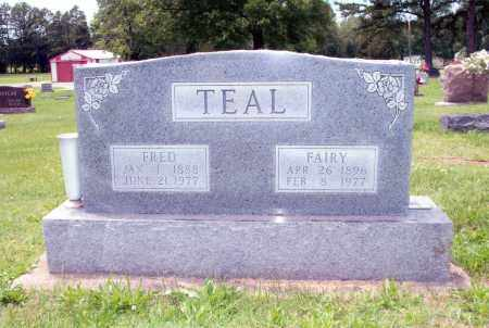 TEAL, FRED - Saline County, Illinois | FRED TEAL - Illinois Gravestone Photos