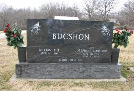 BUCSHON, WILLIAM - Sangamon County, Illinois | WILLIAM BUCSHON - Illinois Gravestone Photos