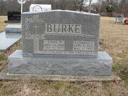 BURKE, PHILLIP JOHN - Sangamon County, Illinois | PHILLIP JOHN BURKE - Illinois Gravestone Photos
