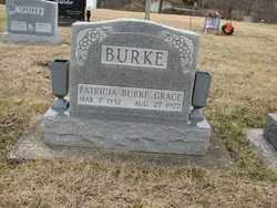BURKE GRACE, PATRICIA ANN - Sangamon County, Illinois | PATRICIA ANN BURKE GRACE - Illinois Gravestone Photos