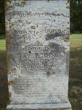 BLACKBURN, ROBERT S - Schuyler County, Illinois | ROBERT S BLACKBURN - Illinois Gravestone Photos