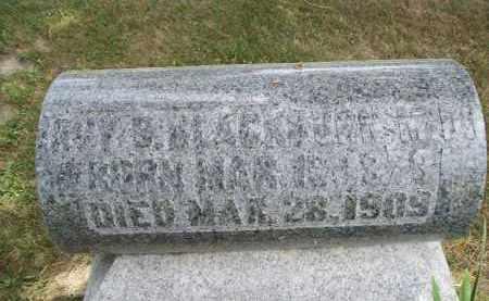 BLACKBURN, ROY S  M.D. - Schuyler County, Illinois | ROY S  M.D. BLACKBURN - Illinois Gravestone Photos