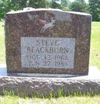 BLACKBURN, STEVE - Schuyler County, Illinois | STEVE BLACKBURN - Illinois Gravestone Photos