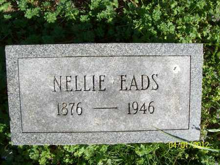 EADS, NELLIE - Schuyler County, Illinois   NELLIE EADS - Illinois Gravestone Photos