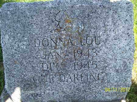 GOLDSBOROUGH, DONNA LOU - Schuyler County, Illinois   DONNA LOU GOLDSBOROUGH - Illinois Gravestone Photos