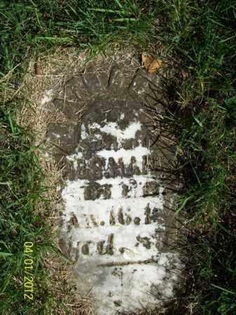 HARRIS, NATHANIEL - Schuyler County, Illinois   NATHANIEL HARRIS - Illinois Gravestone Photos