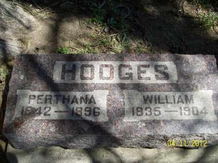 HODGES, PERTHANA - Schuyler County, Illinois | PERTHANA HODGES - Illinois Gravestone Photos
