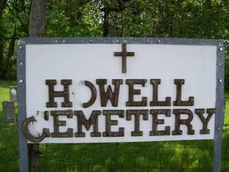 ***HOWELL, CEMETERY*** - Schuyler County, Illinois | CEMETERY*** ***HOWELL - Illinois Gravestone Photos