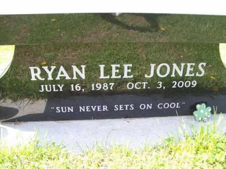 JONES, RYAN LEE - Schuyler County, Illinois | RYAN LEE JONES - Illinois Gravestone Photos