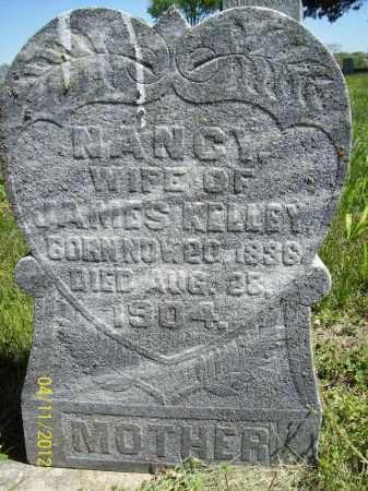KELLEY, NANCY - Schuyler County, Illinois   NANCY KELLEY - Illinois Gravestone Photos