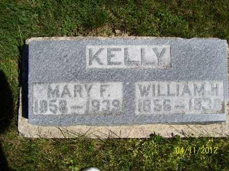 KELLY, WILLIAM H. - Schuyler County, Illinois | WILLIAM H. KELLY - Illinois Gravestone Photos