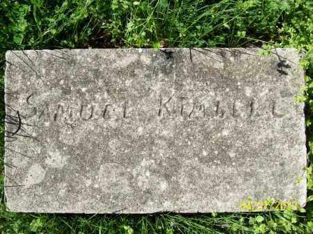 KIMBELL, SAMUEL - Schuyler County, Illinois | SAMUEL KIMBELL - Illinois Gravestone Photos