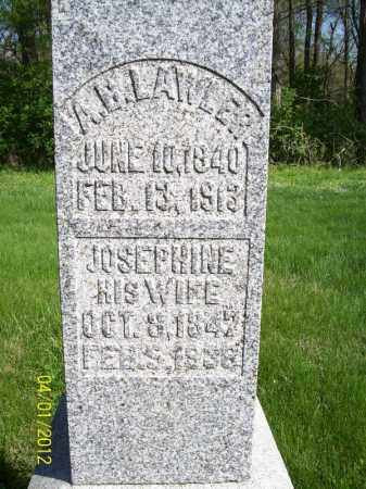 LAWLER, JOSEPHINE - Schuyler County, Illinois | JOSEPHINE LAWLER - Illinois Gravestone Photos